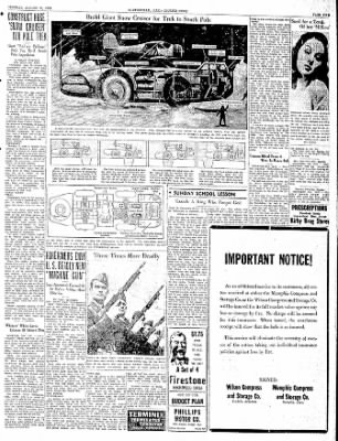 The Courier News from Blytheville, Arkansas on August 22, 1939 · Page 5