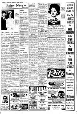 The Courier News from Blytheville, Arkansas on June 2, 1966 · Page 4