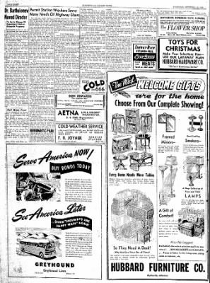 The Courier News from Blytheville, Arkansas on December 14, 1944 · Page 8