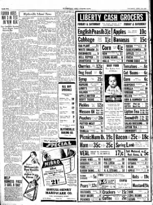 The Courier News from Blytheville, Arkansas on April 28, 1938 · Page 2