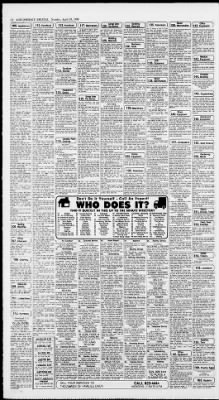 Albuquerque Journal From Albuquerque New Mexico On April 18 1988