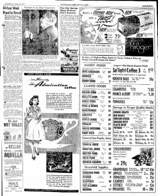 The Courier News from Blytheville, Arkansas on April 17, 1947 · Page 11