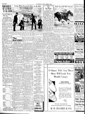 The Courier News from Blytheville, Arkansas on April 28, 1938 · Page 4