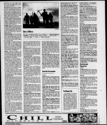 The Los Angeles Times from Los Angeles, California on November 5, 1998 · Page 109