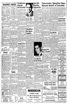 Idaho State Journal from Pocatello, Idaho on August 5, 1966 · Page 2
