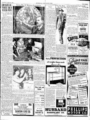 The Courier News from Blytheville, Arkansas on April 28, 1938 · Page 7