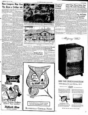 The Courier News from Blytheville, Arkansas on December 30, 1952 · Page 7