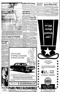 Idaho State Journal from Pocatello, Idaho on November 2, 1965 · Page 7
