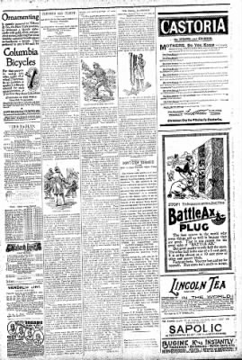 Logansport Pharos-Tribune from Logansport, Indiana on June 5, 1896 · Page 7