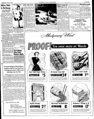 The Courier News from Blytheville, Arkansas on July 28, 1949 · Page 9