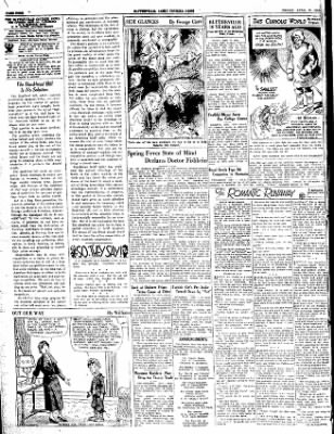 The Courier News from Blytheville, Arkansas on April 21, 1934 · Page 4