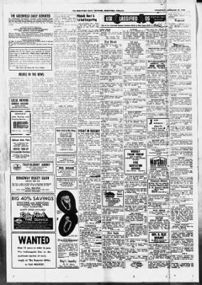 The Daily Reporter from Greenfield, Indiana on November 26, 1969