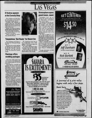 The Los Angeles Times from Los Angeles, California on April 7, 1996 · Page 259