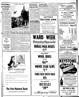 The Courier News from Blytheville, Arkansas on April 18, 1947 · Page 6