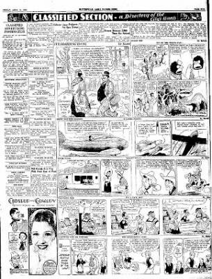 The Courier News from Blytheville, Arkansas on April 21, 1934 · Page 5
