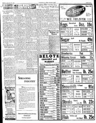 The Courier News from Blytheville, Arkansas on January 23, 1931 · Page 3