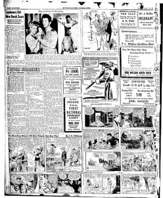 The Courier News from Blytheville, Arkansas on April 18, 1947 · Page 9