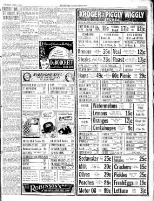 The Courier News from Blytheville, Arkansas on July 2, 1936 · Page 3