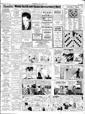The Courier News from Blytheville, Arkansas on April 29, 1938 · Page 7