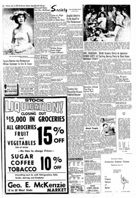 Redlands Daily Facts from Redlands, California on June 3, 1957 · Page 2