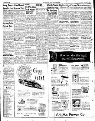 The Courier News from Blytheville, Arkansas on August 28, 1951 · Page 8