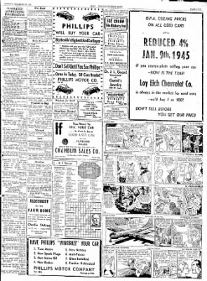 The Courier News from Blytheville, Arkansas on December 18, 1944 · Page 5