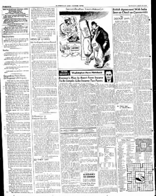 The Courier News from Blytheville, Arkansas on April 30, 1949 · Page 4