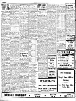 The Courier News from Blytheville, Arkansas on April 30, 1938 · Page 6