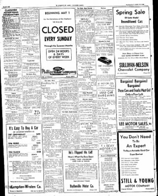 The Courier News from Blytheville, Arkansas on April 30, 1949 · Page 6