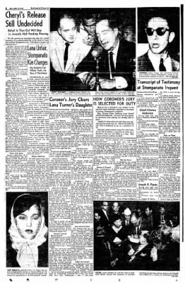 The Los Angeles Times from Los Angeles, California on April 12, 1958 · Page 21