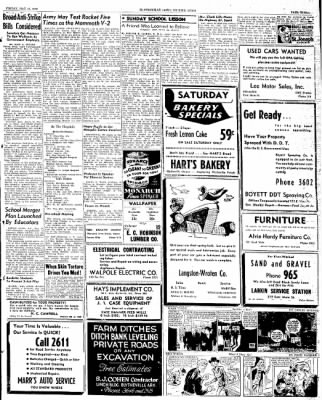 The Courier News from Blytheville, Arkansas on May 17, 1946 · Page 3