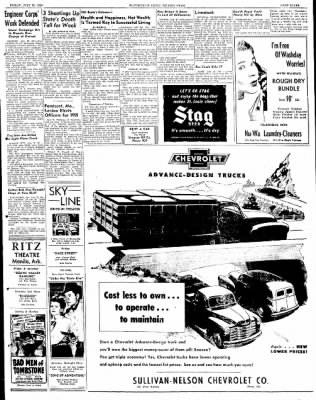 The Courier News from Blytheville, Arkansas on July 29, 1949 · Page 7