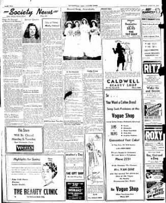 The Courier News from Blytheville, Arkansas on April 21, 1947 · Page 2