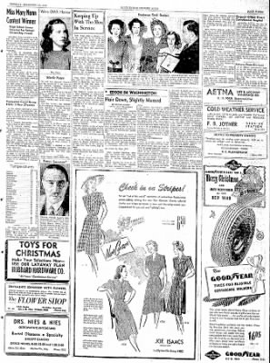 The Courier News from Blytheville, Arkansas on December 19, 1944 · Page 3