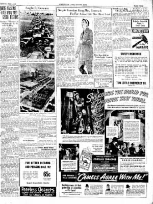 The Courier News from Blytheville, Arkansas on May 2, 1938 · Page 3