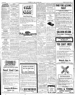 The Courier News from Blytheville, Arkansas on July 29, 1949 · Page 10