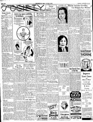 The Courier News from Blytheville, Arkansas on January 26, 1931 · Page 2