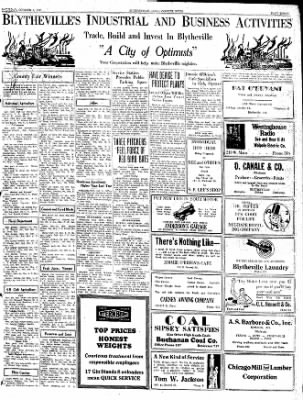 The Courier News from Blytheville, Arkansas on October 4, 1930 · Page 3