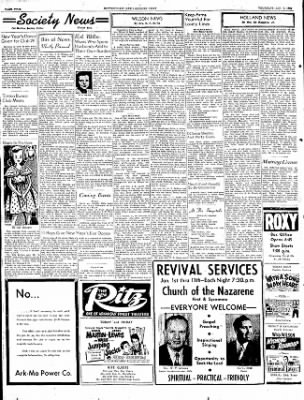 The Courier News from Blytheville, Arkansas on January 1, 1953 · Page 4