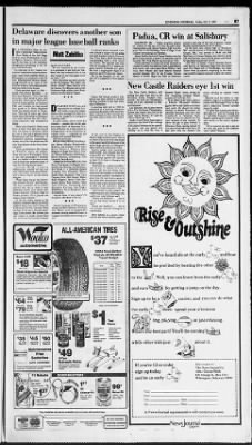 The News Journal from Wilmington, Delaware on October 2, 1981 · Page 19