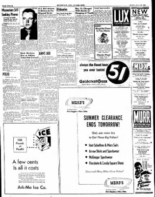 The Courier News from Blytheville, Arkansas on July 29, 1949 · Page 12