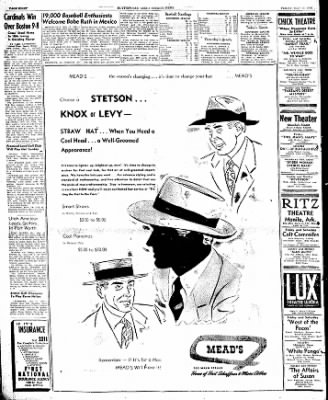 The Courier News from Blytheville, Arkansas on May 17, 1946 · Page 8
