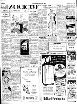 The Courier News from Blytheville, Arkansas on May 3, 1938 · Page 2