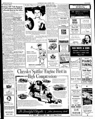 The Courier News from Blytheville, Arkansas on May 2, 1949 · Page 7