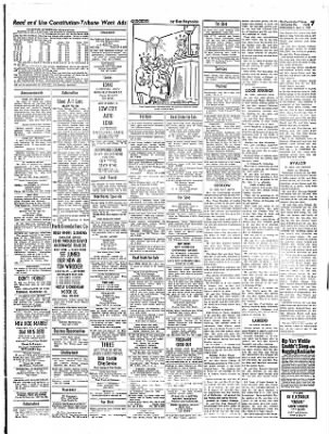 The Chillicothe Constitution-Tribune from Chillicothe, Missouri on January 7, 1959 · Page 7