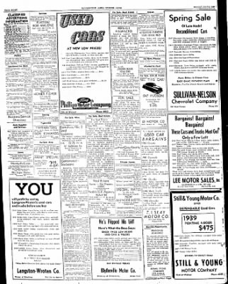 The Courier News from Blytheville, Arkansas on May 2, 1949 · Page 8