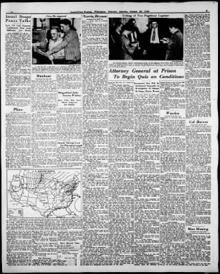 The News Journal From Wilmington Delaware On October 29 1949 Page 4