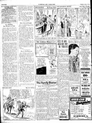 The Courier News from Blytheville, Arkansas on May 3, 1938 · Page 4