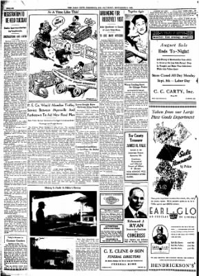The News from Frederick, Maryland on September 3, 1938 · Page 12