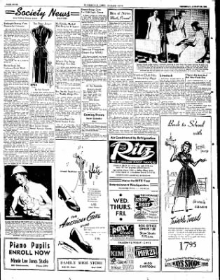 The Courier News from Blytheville, Arkansas on August 30, 1951 · Page 4
